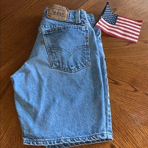 🇺🇸LEVI'S 550 Relaxed Fit SHORTS